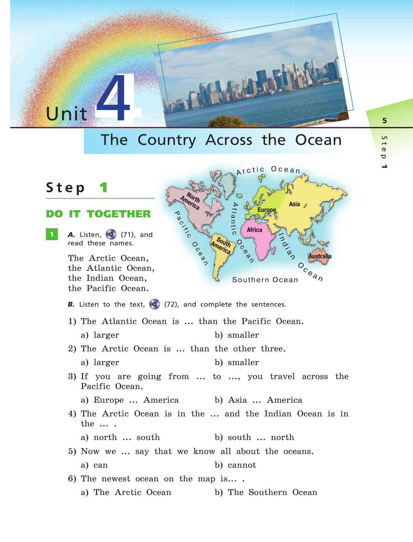 английский язык 6 класс учебник 2 часть